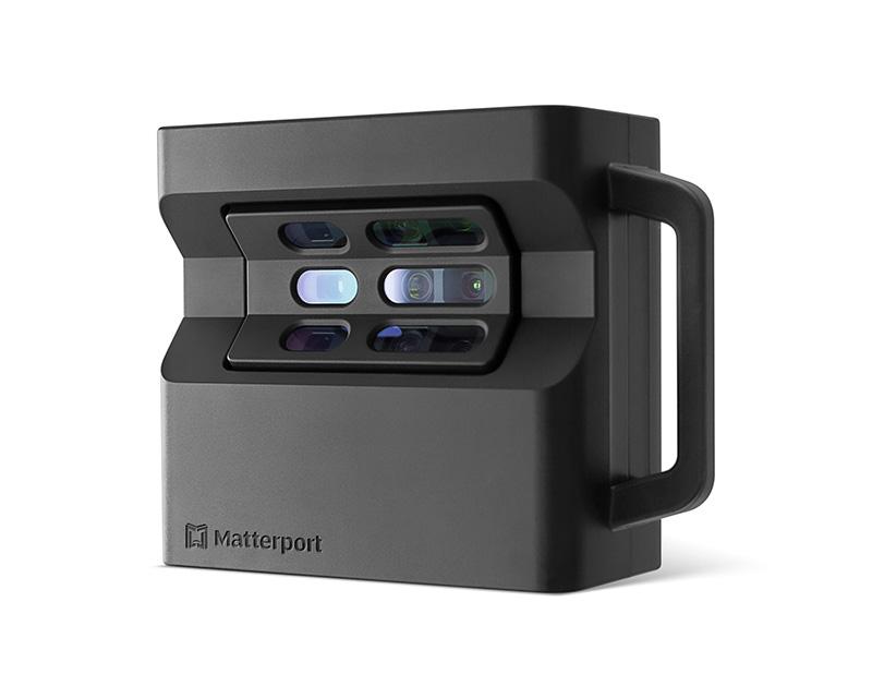 Escáner Matterport